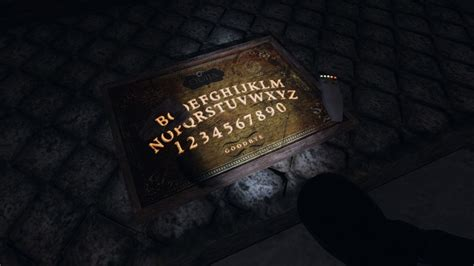 Phasmophobia Ouija board questions: How to use the Ouija