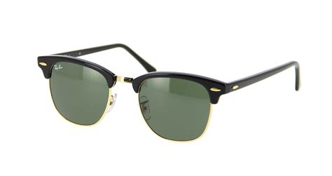 Lunettes de soleil RAY-BAN Clubmaster RB 3016 W0365 51/21