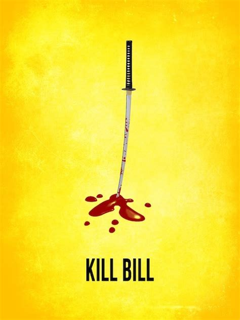 Minimalist Posters Of Famous Hollywood Movies