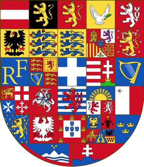 File:Quartering of coats of arms of the European Union
