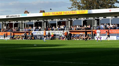 JUST ONE EXECUTIVE BOX LEFT FOR BLACKPOOL! - News - Luton Town