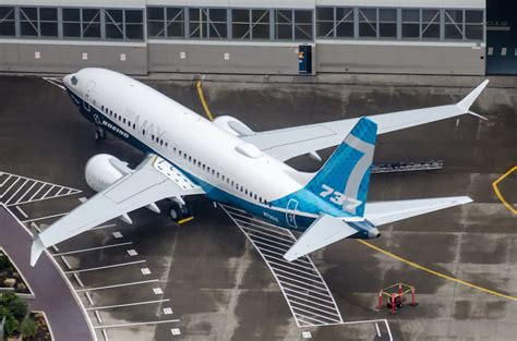 Boeing Unveils First 737 MAX 7 Aircraft at Renton Facility
