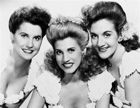 Patty Andrews, Singer With the Andrews Sisters, Dies at 94