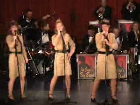 Boogie Woogie Bugle Boy perfomed by The Legacy Girls - YouTube
