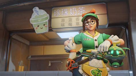 Here Are All The New 'Overwatch' Anniversary Event Skins