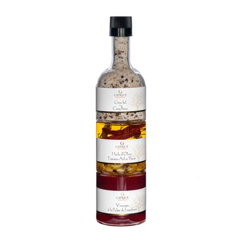 Catrice Gourmet - On line sale of 3 stackable bottles