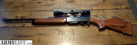 ARMSLIST - For Sale/Trade: Remington 742 Bdl Deluxe