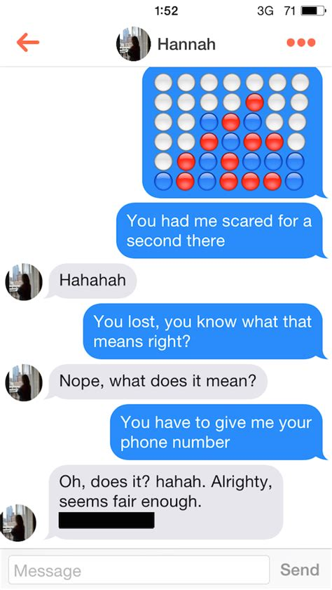 Guys On Tinder Are Using Emoji To Play Connect Four And