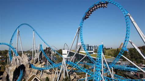 Paultons Park: UK amusement park voted one of the BEST in