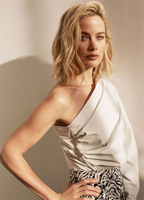 Carolyn Murphy | Sunday Times Style March 2019 | IMG Models
