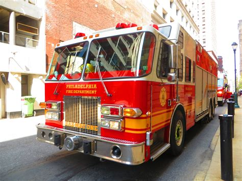 PA, Philadelphia Fire Department : Special Operations