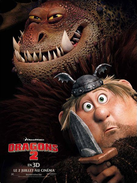 Affiches © Dragons