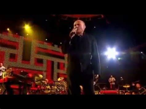 Phil Collins - Against All Odds (Take A Look At Me Now