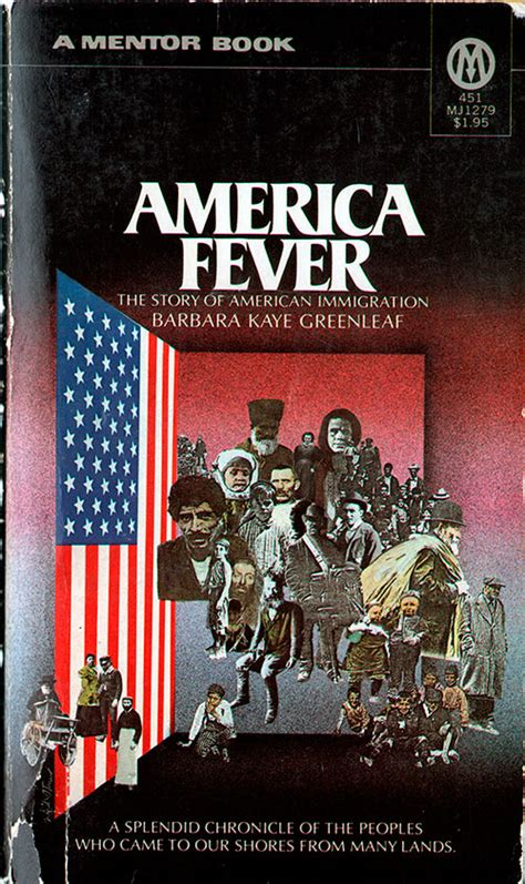 America Fever: The Story of American Immigration   GG Archives