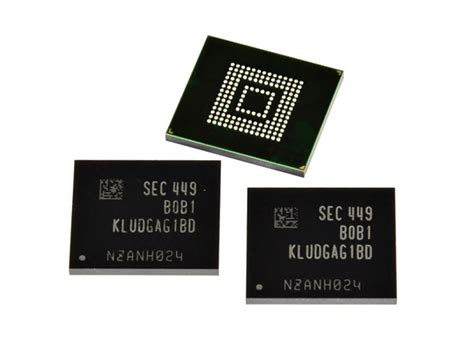 Samsung Announces Industry's First 128GB UFS 2