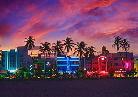 A Guide to Miami Beach's Nightlife
