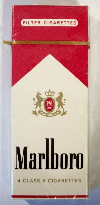 Marlboro Filter complimentary pack – vintage American