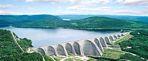 Manic-2 and Manic-5 hydroelectric dams : activities