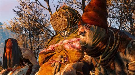 Ladies of the Wood: Full Story of Geralt and the Ugly