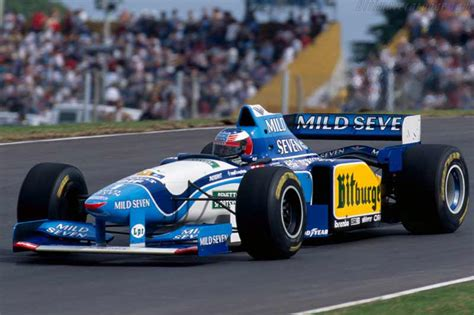 1995 Benetton B195 Renault - Images, Specifications and