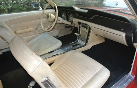 Ford Mustang 289 CI Cabriolet - Mahul Classic