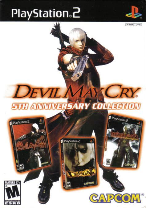 Devil May Cry 5th Anniversary Collection | Devil May Cry