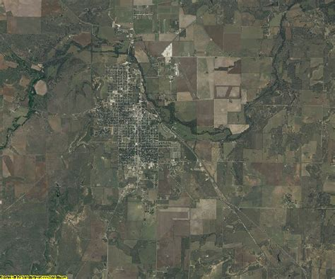 2012 Coleman County, Texas Aerial Photography