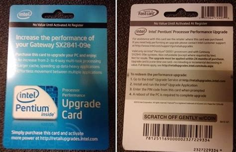 Intel selling $50 codes to unlock parts of your CPU   PC Gamer