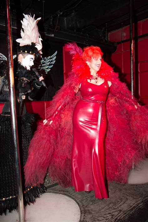 Latex Fashion Show at the First Annual Night of 1000