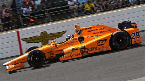 Fernando Alonso to race in 2019 Indianapolis 500