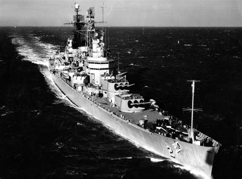 USS CANBERRA (CAG 2) | Military - US Navy - Ships