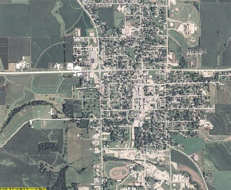 2006 Fayette County, Iowa Aerial Photography