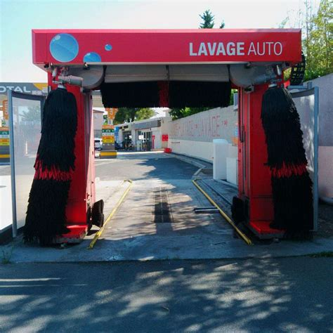 Station Service Total Access : Lavage Auto Gigean 34770