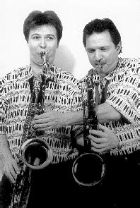 Two to Saxes