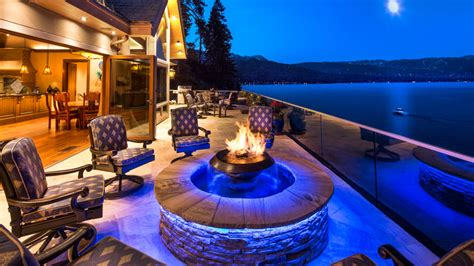 $75 Million Mansion On Lake Tahoe is Area's Most Expensive
