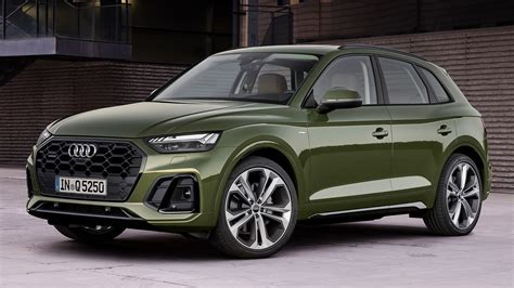 2020 Audi Q5 S line - Wallpapers and HD Images   Car Pixel