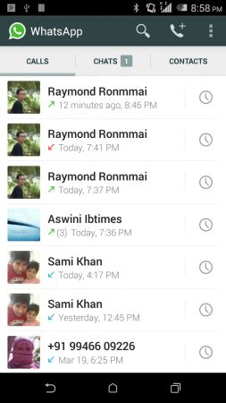 WhatsApp Voice Calling Feature on Android Review: How to