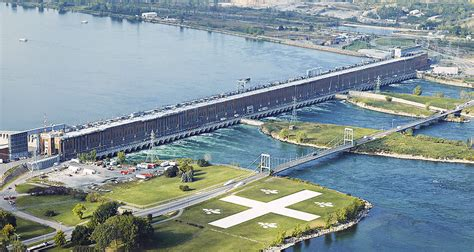 Beauharnois Generating Station   Facility tours   Hydro-Québec
