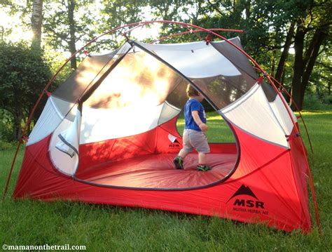 MSR Mutha Hubba NX 3-Person Backpacking Tent Review