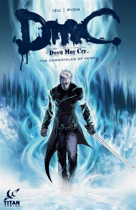 DmC: Devil May Cry: The Chronicles of Vergil | Devil May