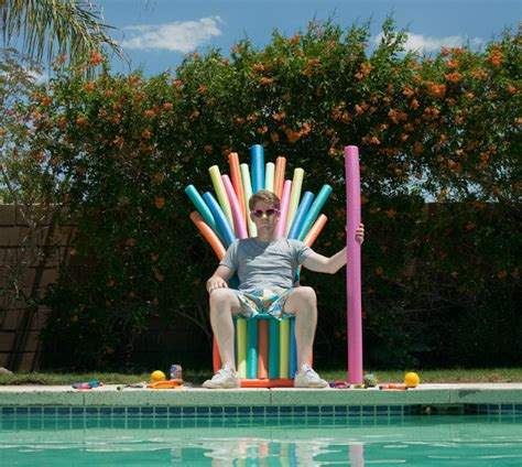 Summer Is Coming: Game Of Thrones Pool Noodle Throne