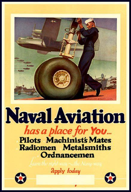 US Navy Naval Aviation Advert Print 1940s WWII by