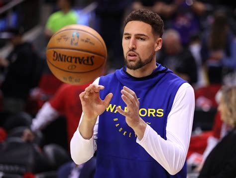 NBA Finals 2019: Will Klay Thompson Play in Game 4?