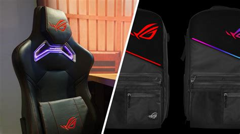 ASUS Takes RGB Lighting Too Seriously, Puts It On Backpack