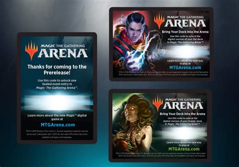MTGArena - Anyone giving away their unused promo codes