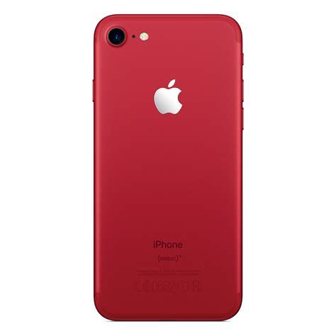 Apple iPhone 7 256 Go Rouge Special Edition - Mobile