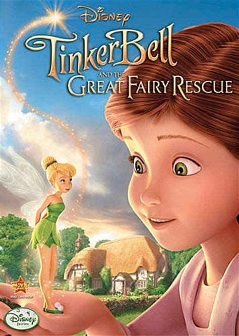 Tinker Bell and the Great Fairy Rescue   Disney Wiki