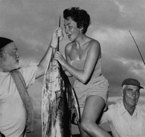 Old Photos of Ernest Hemingway Partying ~ vintage everyday